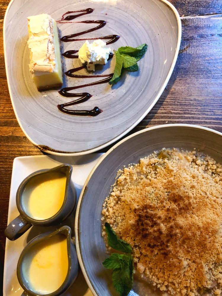 argyll arms dessert