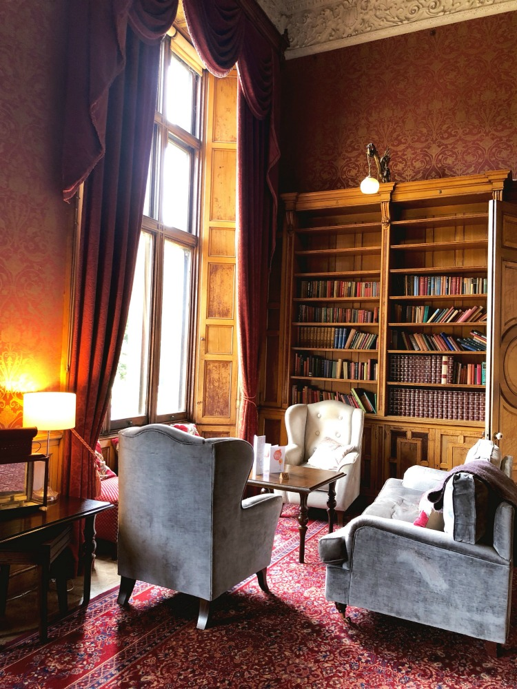 thoresby_hall_library