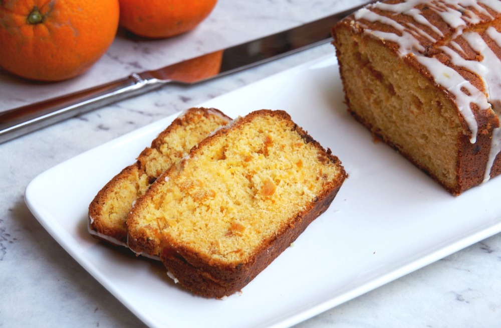 easy apricot orange loaf