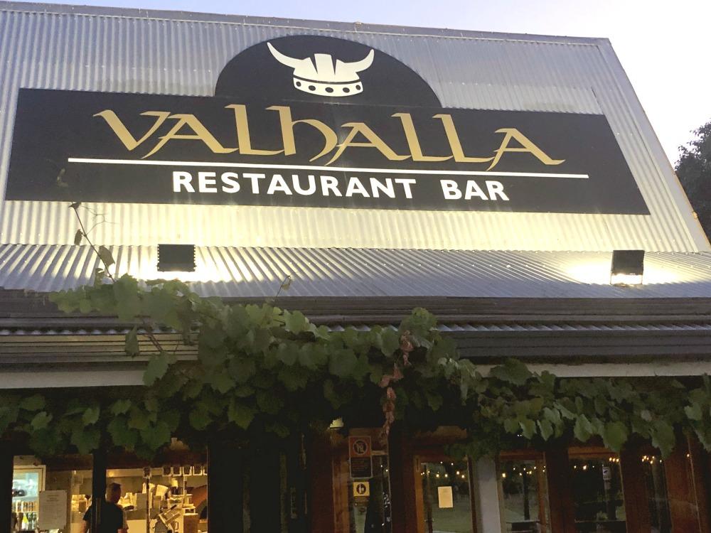 Valhalla restaurant Nelson Bay