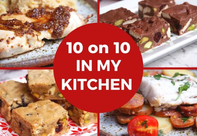 10 on 10 Photography Project – In My Kitchen January 2020