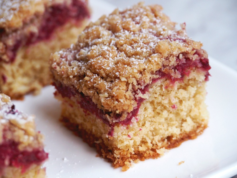 very berry coconut slice 4