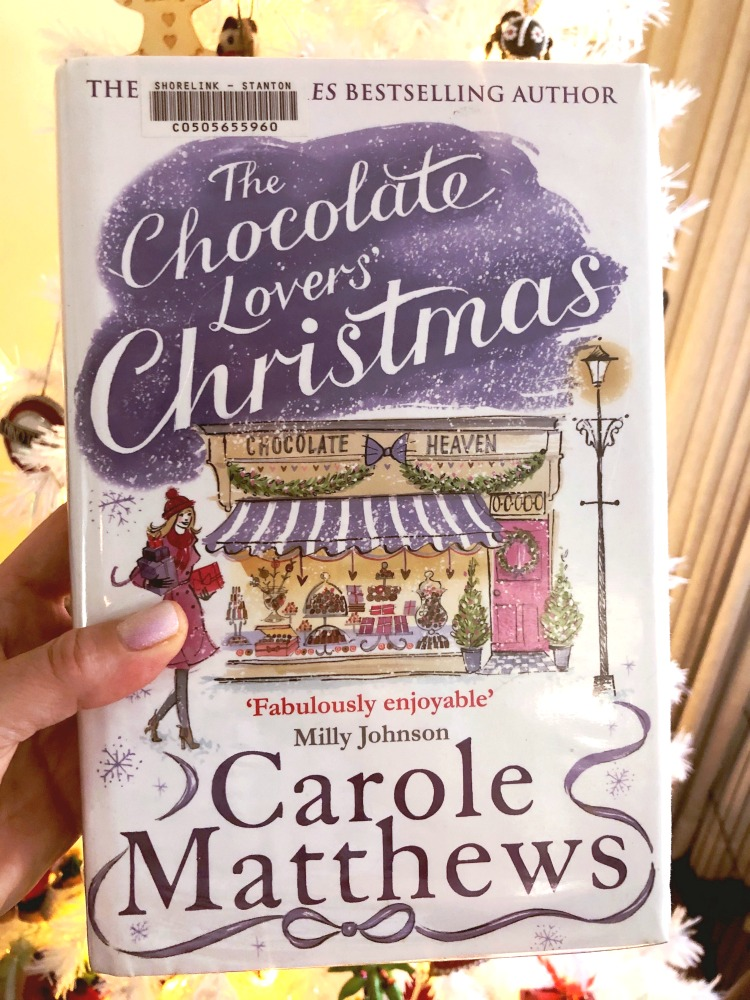 Christmas fiction chocolate lovers Christmas