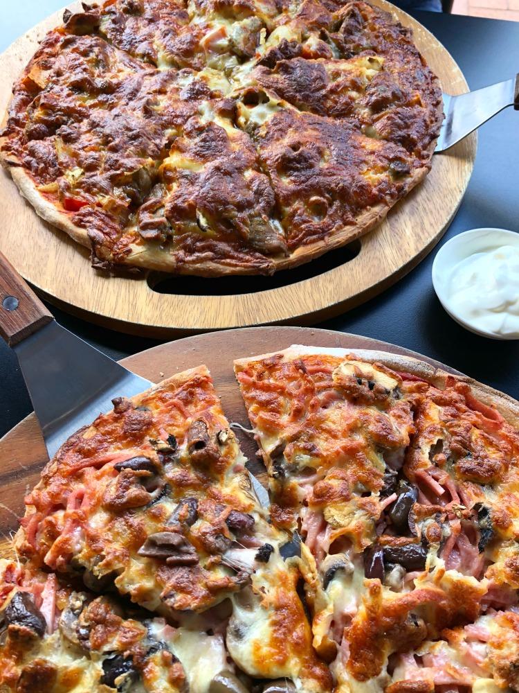 pizzas Grapevine Merimbula