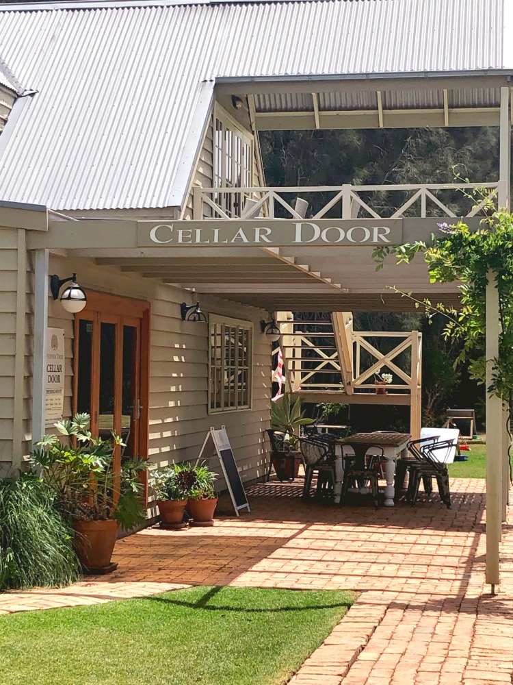 Pepper Tree Wines cellar door