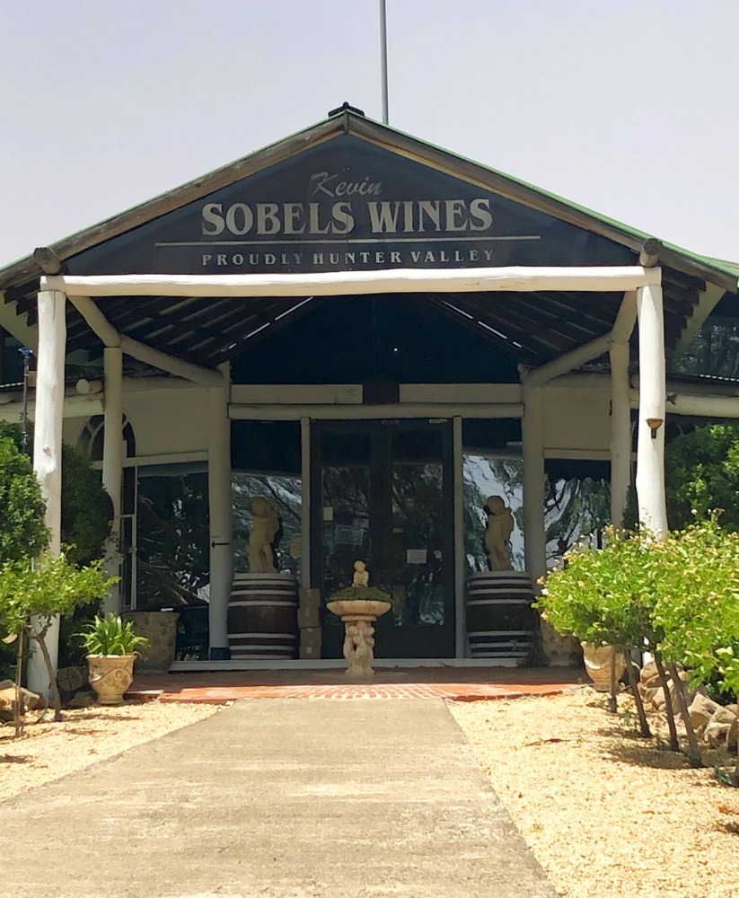 sobels winery entrance
