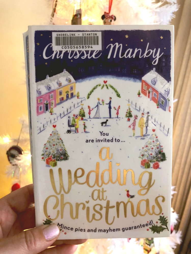 Christmas books A wedding at Christmas