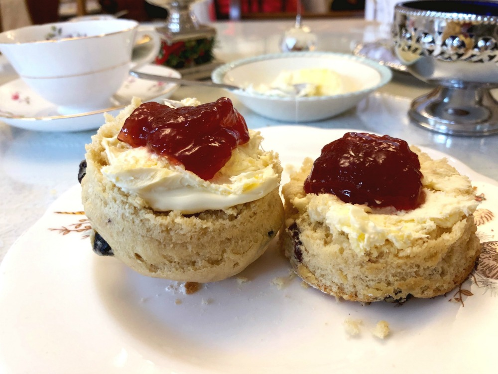 scones lady roses edwardian tea room