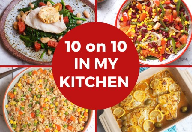 10 on 10 Photography Project – In My Kitchen April 2020