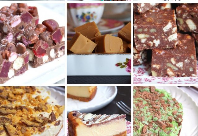 30+ Flourless Sweet Treats