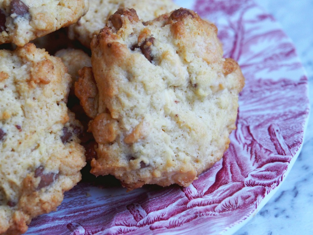 easy choc chip rock cakes 4