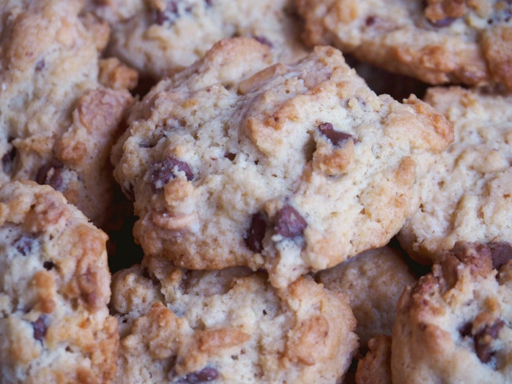 easy choc chip rock cakes 3