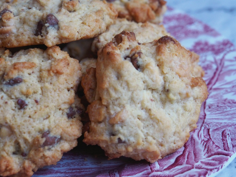 easy choc chip rock cakes 2
