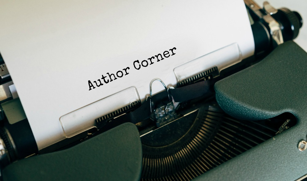 author corner Mike Gayle