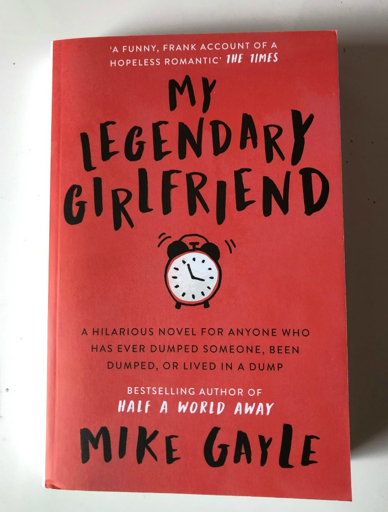 mike gayle my legendary girlfriend
