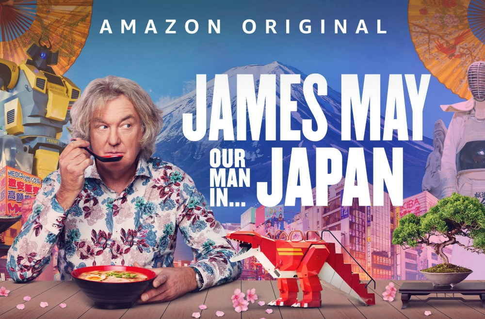 10 shows to watch Amazon Prime James May Our Man in Japan
