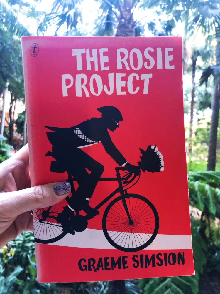 recent reads the rosie project