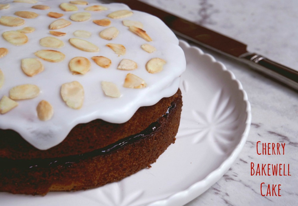 cherry bakewell cake title