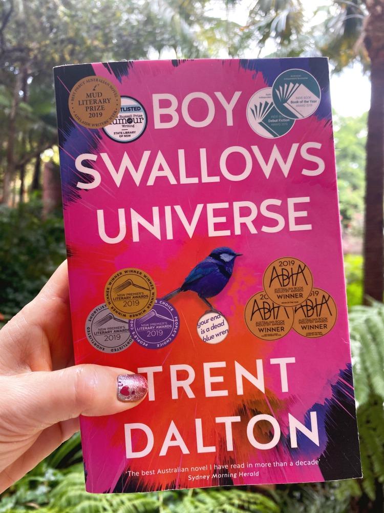 Boy Swallows Universe Trent Dalton