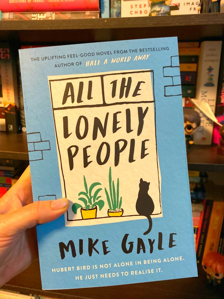 Front cover of all the lonely people by Mike Gayle