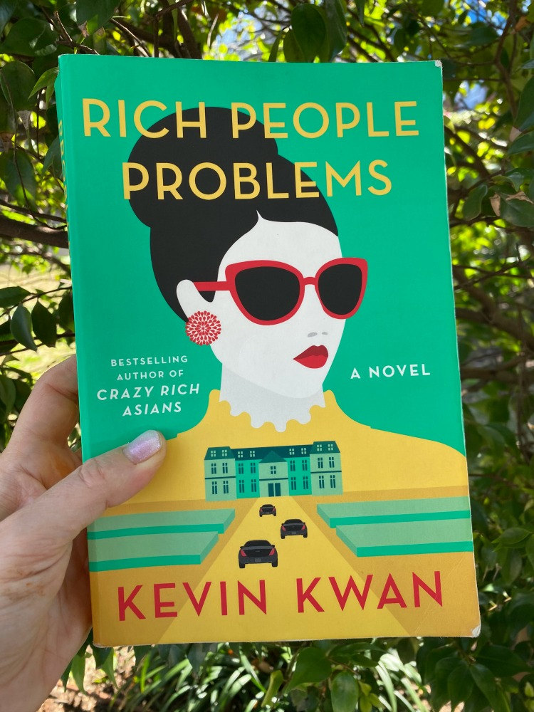 front cover of rich people problems