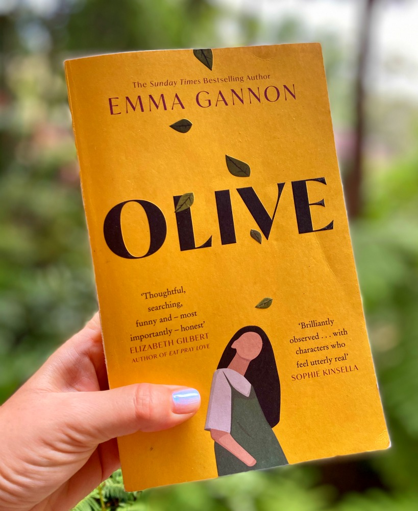 Front cover of Olive