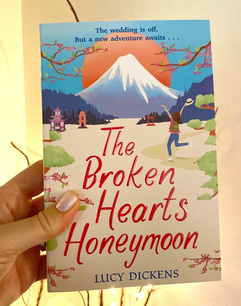The Broken Hearts Honeymoon cover