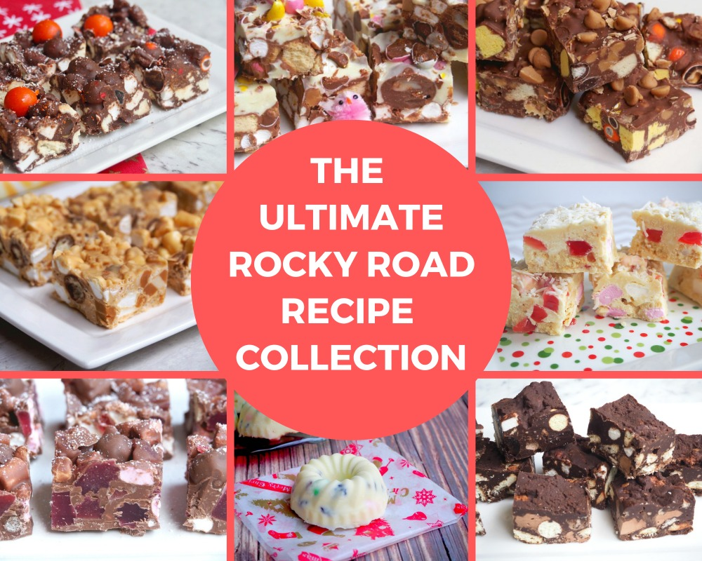 rocky road recipe collection title