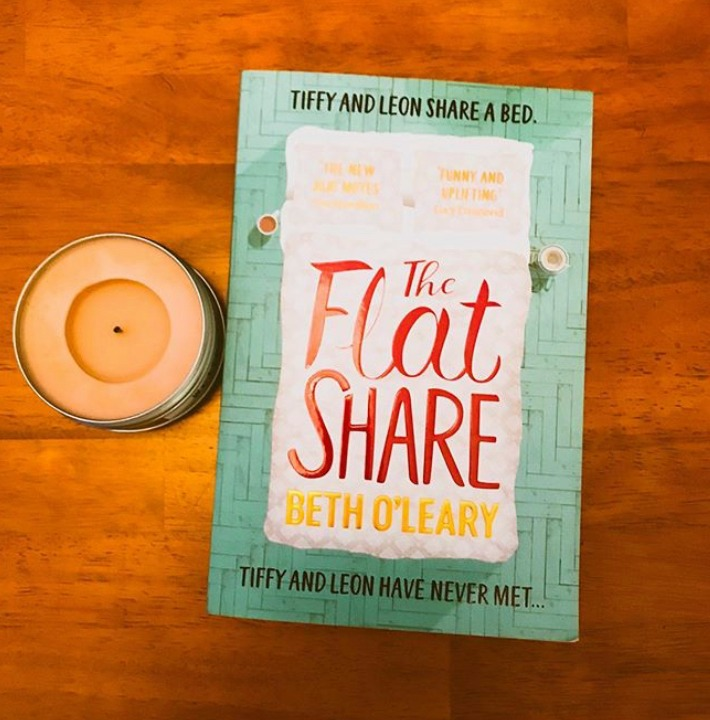 the flatshare front cover