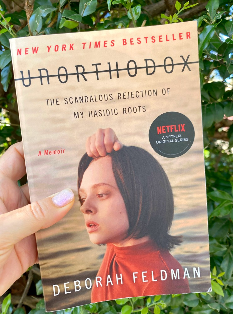Front cover of Unorthodox