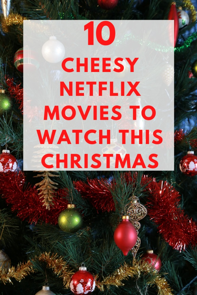 cheesy netflix christmas movies