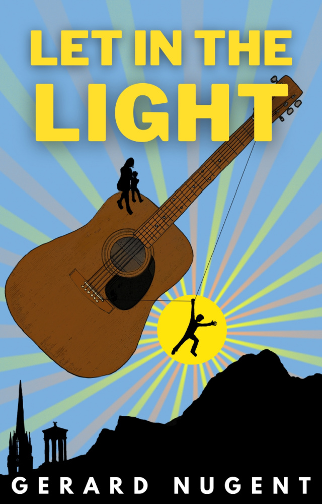 Let in the Light front cover