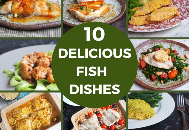 10 Delicious Fish Dishes