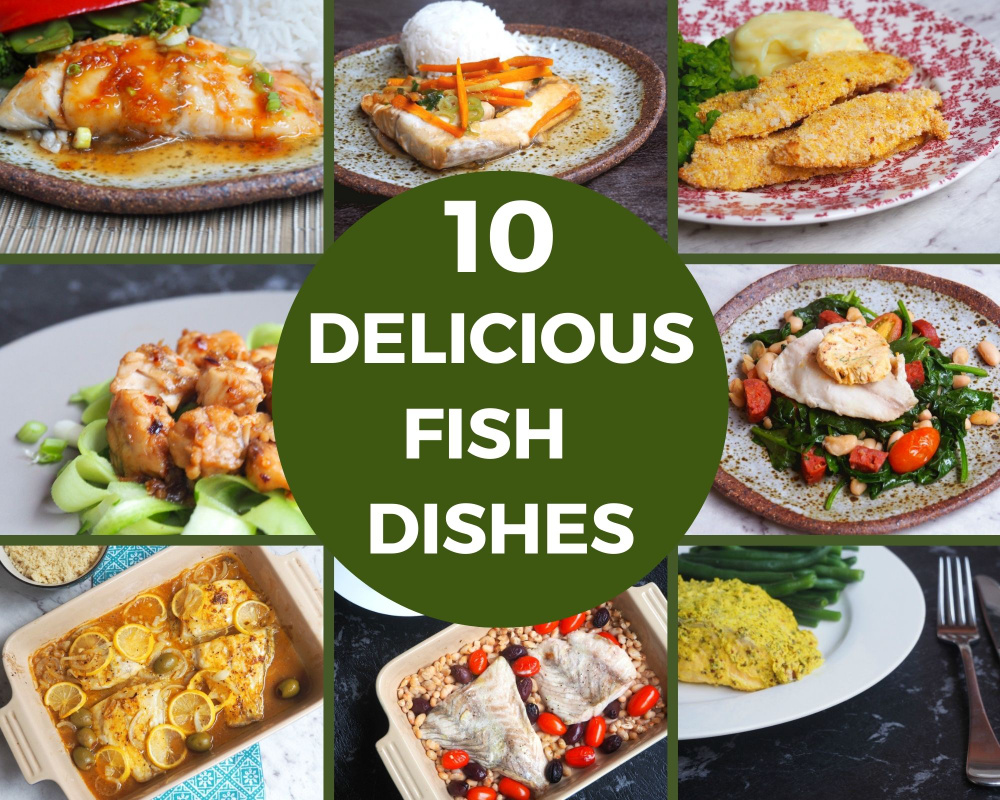 10 delicious fish dishes title
