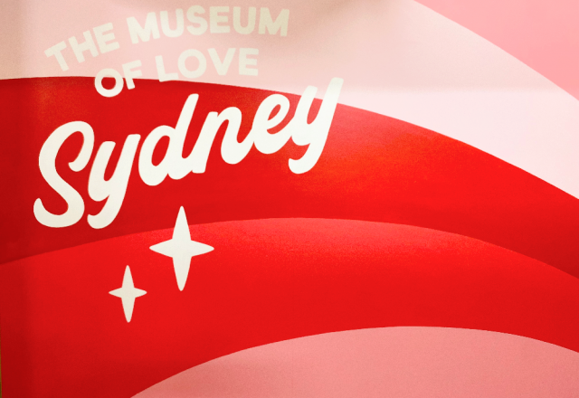 The Museum of Love, Sydney