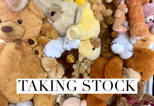Taking Stock – March 2021