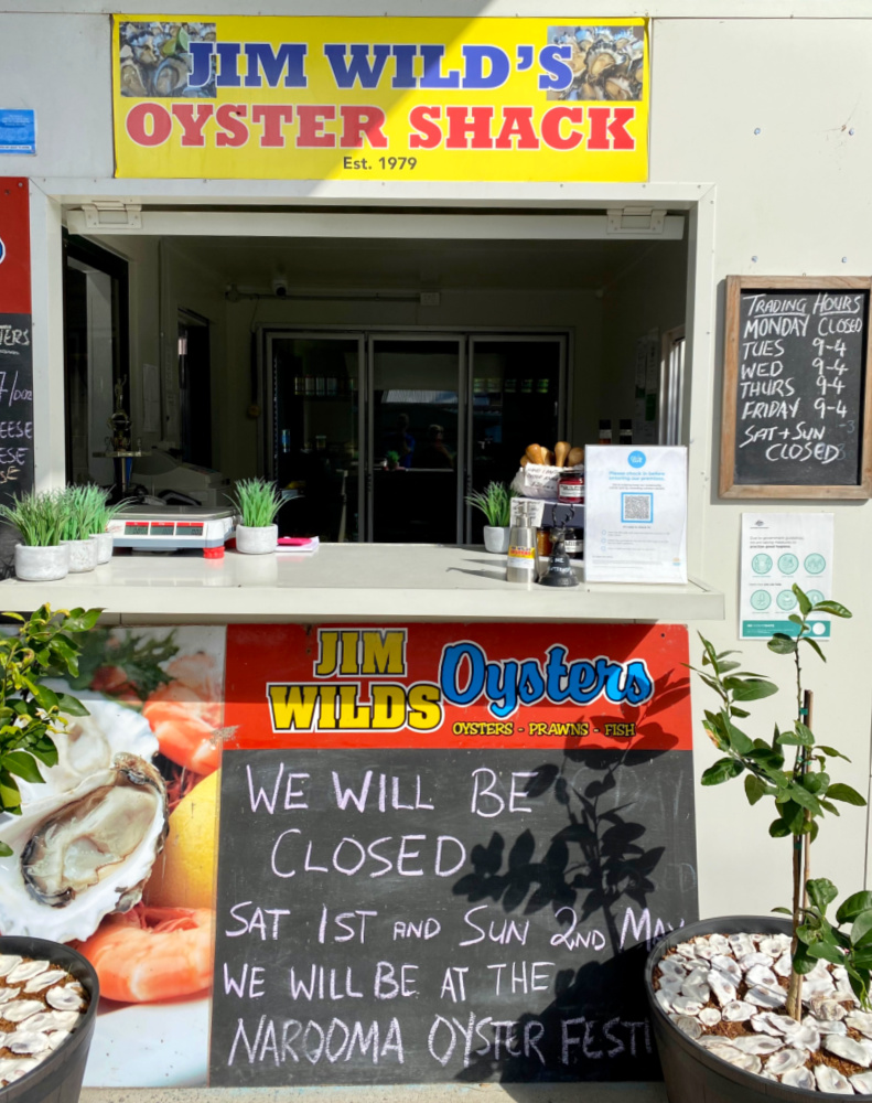 oyster shack