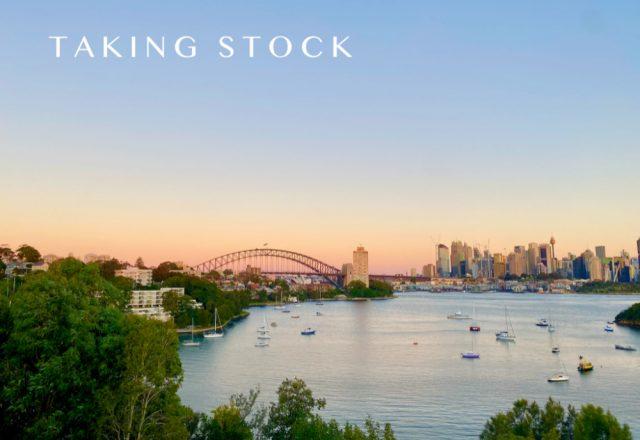 Taking Stock – May 2021