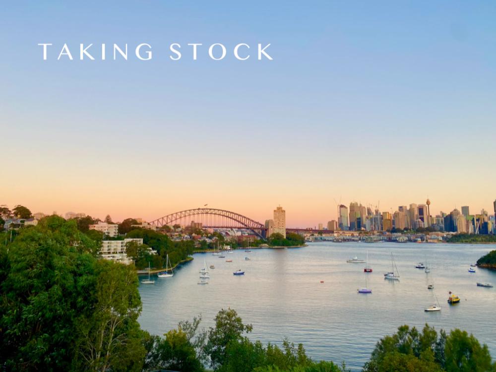 Taking Stock May 2021