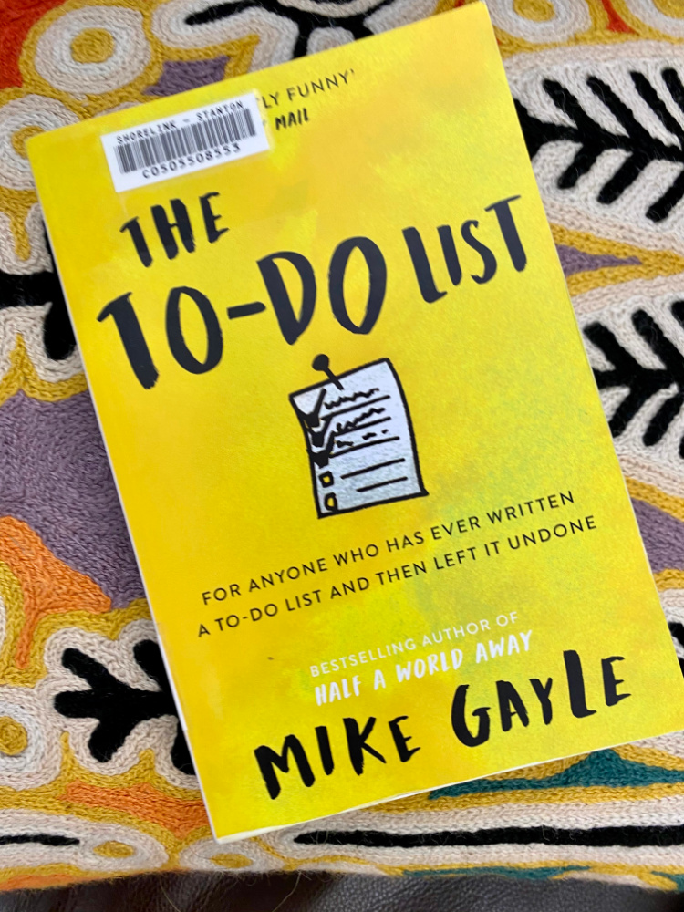 The To Do List by Mike Gayle