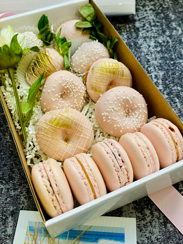 macaron delights
