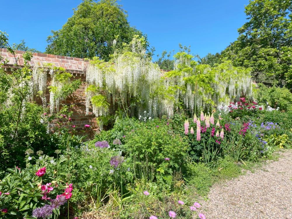 Doddington Hall Gardens