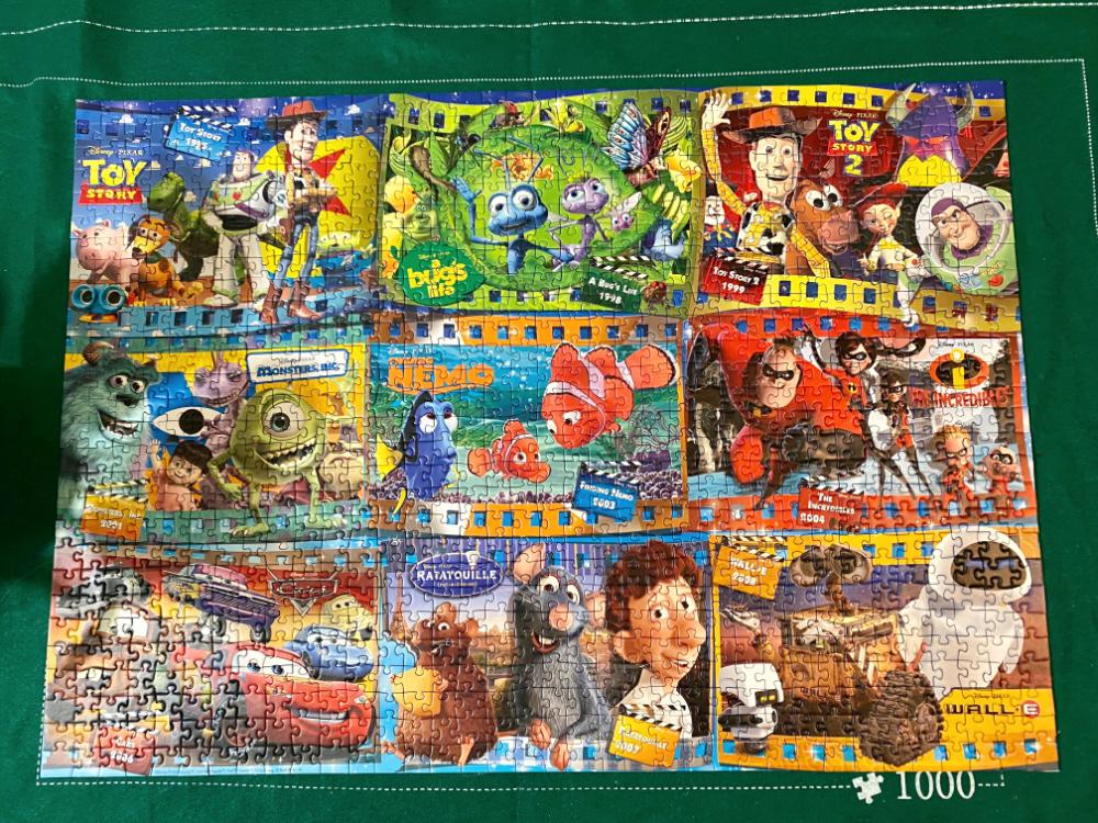 pixar puzzle